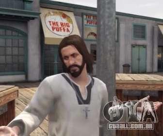 um cara como Jesus GTA 5