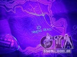 GTA V mapa da edição especial