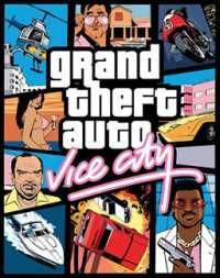 logotipo do GTA Vice City