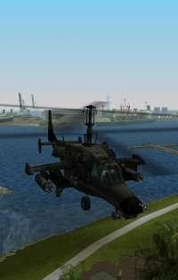 GTA Vice City: moda de helicópteros com a instalação automática download grátis
