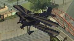 o Código de avião Stunt Plane do GTA San Andreas
