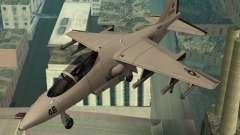 o Código de avião Hydra do GTA San Andreas