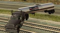 o Código de Tanker Truck do GTA San Andreas