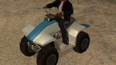 o Código de Quadbike do GTA San Andreas