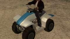 o Código de Quadbike do GTA San Andreas