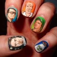 Fan art talentosos fãs de Grand Theft Auto