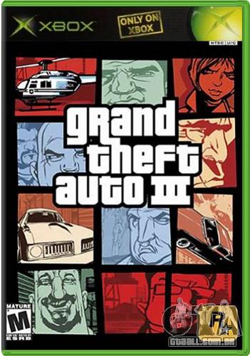 GTA 3 para o Xbox no Japão: o sucesso e a crítica