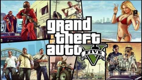 Lançamentos 2013: GTA 5 para PS3, Xbox 360