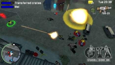 5 anos a partir da data de lançamento de GTA CW PSP na Austrália