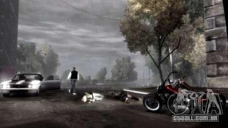 Lançamentos para Xbox 360: GTA TBOGT