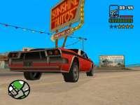 Lançamentos do GTA SA de PS2: a Europa e a Austrália
