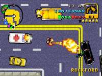 o Lançamento de GTA Advance, Game Boy Advance