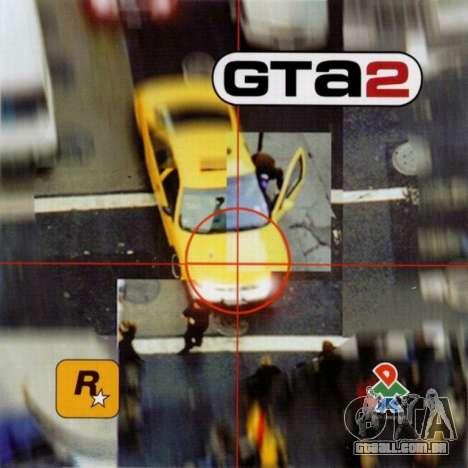 15 anos a partir da data de lançamento de GTA 2 PC na Rússia