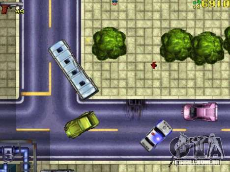 a Saída da primeira GTA para PC no Japão