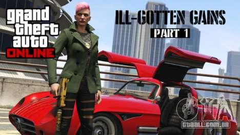 Atualização GTA Online: parte 1