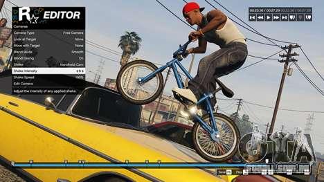Dicas de GTA 5 Rockstar Editor: a linguagem do cinema
