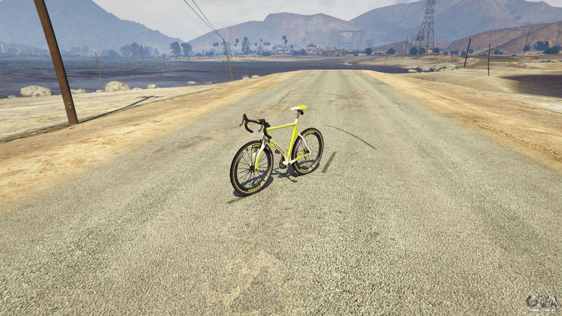 Whippet Race Bike do GTA 5