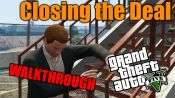GTA 5 Walkthrough - Cerrar el Trato