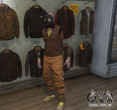Único traje no GTA Online