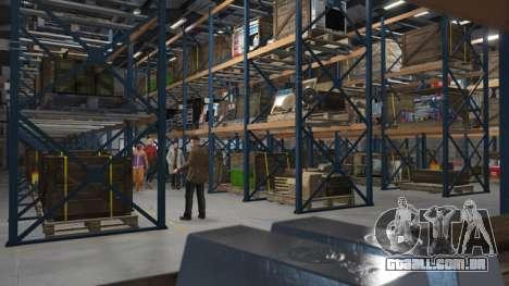 Organização do Armazém em GTA Online