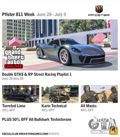 o Dia da Independência do GTA Online