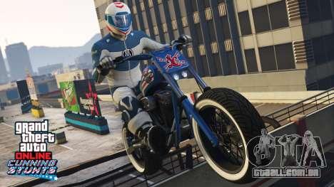 Western Cliffhanger do GTA Online