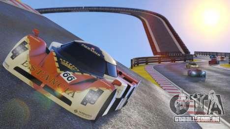 Estrada para o Céu em GTA Online