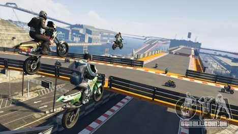 Céu bikers GTA Online