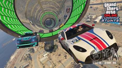 GTA Online: Cunning Stunts - Novo dublê de corridas e de veículos
