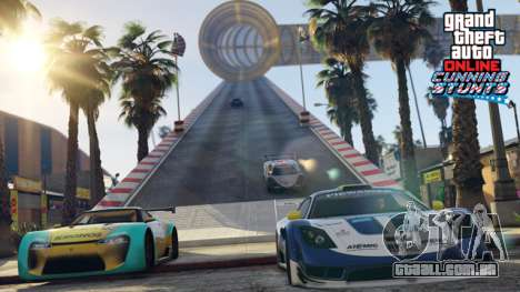 Vespucci Corrida em GTA Online