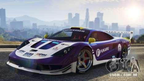 Progen Tiro de GTA Online