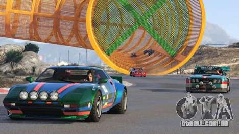 A corrida é em GTA Online