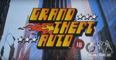 A história do GTA