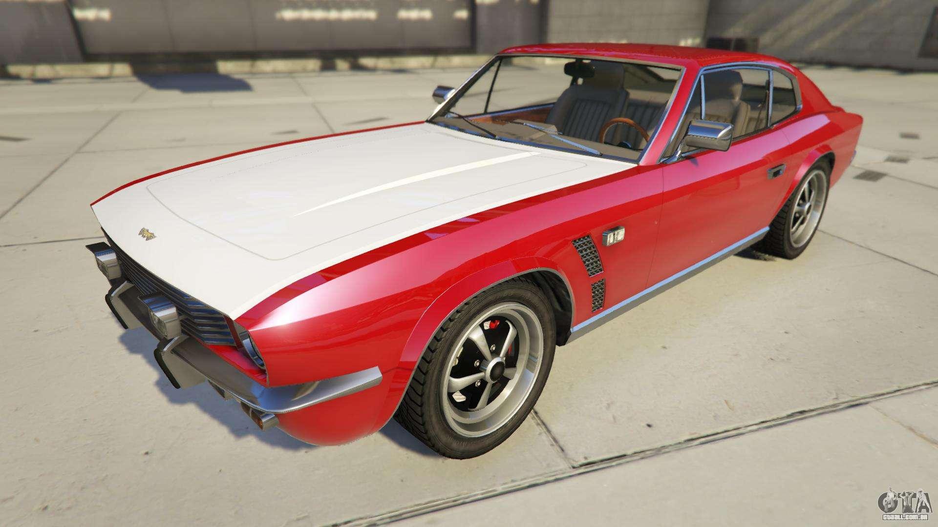 Dewbauchee Rapid GT Classic de GTA Online