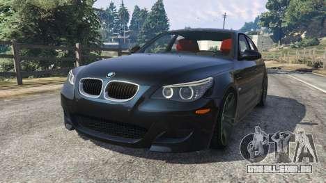 BMW M5 (E60) para GTA 5