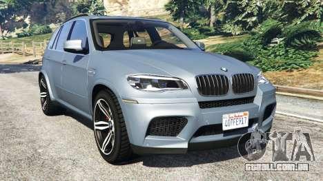 BMW X5 para GTA 5