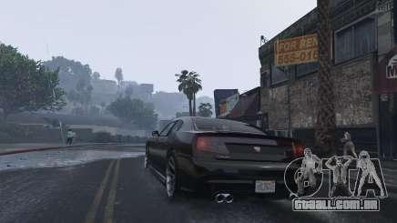 Para ativar o nitro em GTA 5