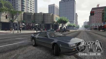 Deluxo dans GTA 5