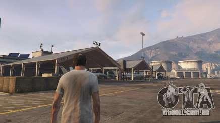 Base do exército em GTA 5