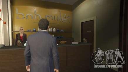 Friseursalon pt GTA 5 Online
