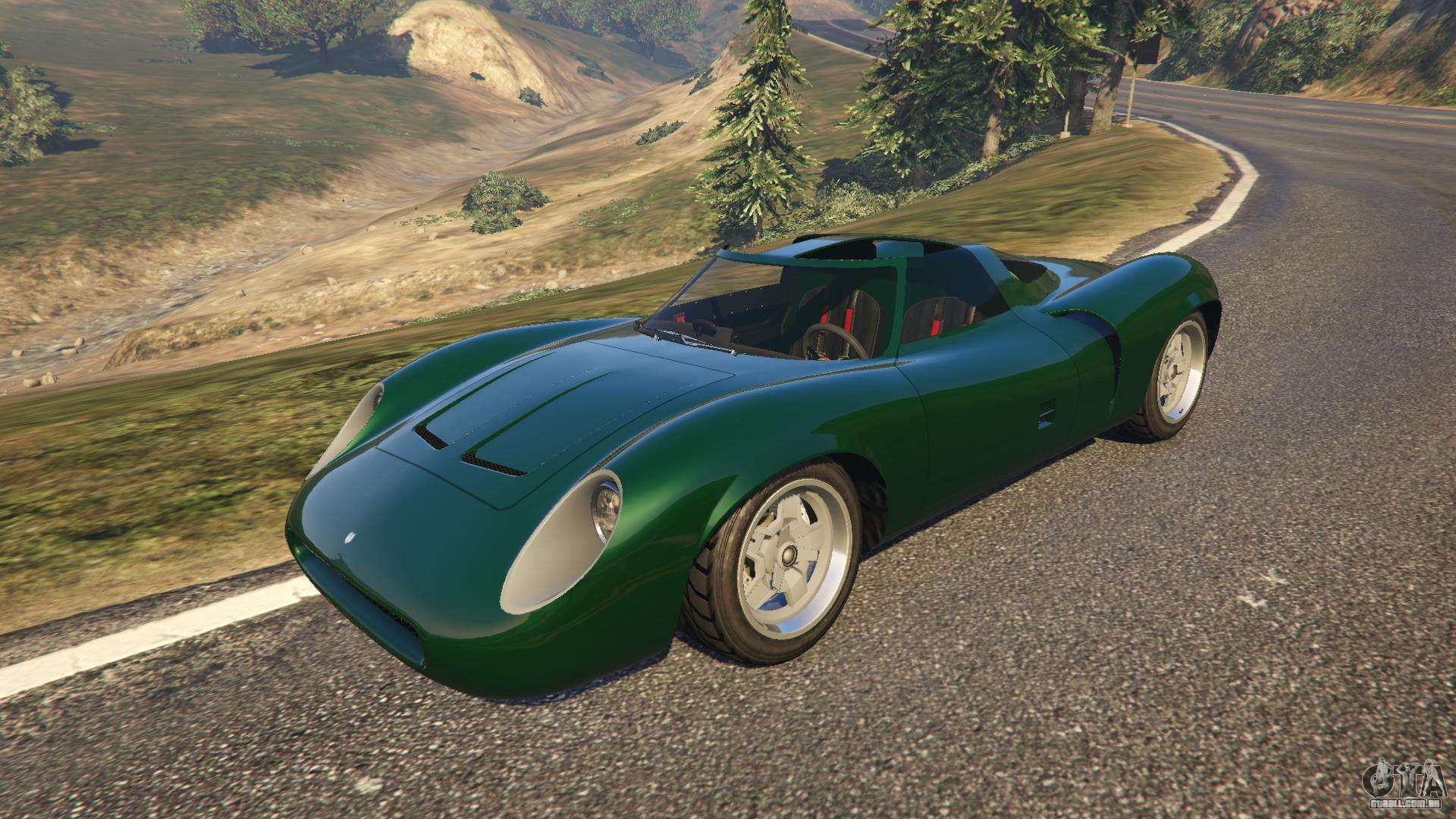 Ocelot Swinger GTA 5