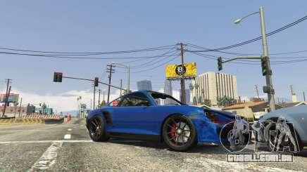 Como reparar um carro em GTA 5