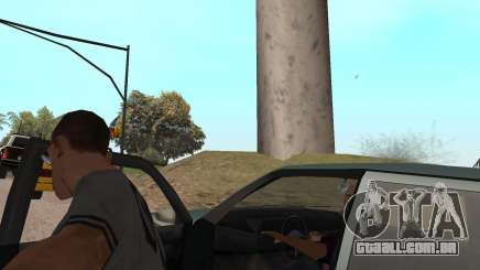 Der multiplayer do GTA San Andreas von