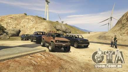 As competições de GTA 5