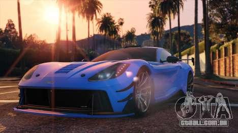 Itali GTO no GTA Online