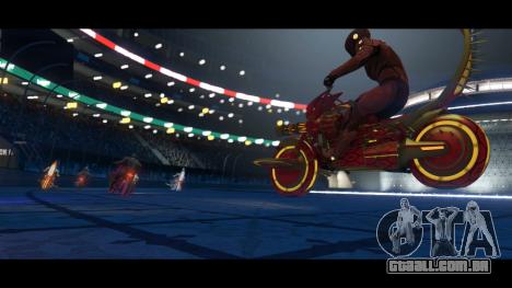 Insana corrida no GTA Online