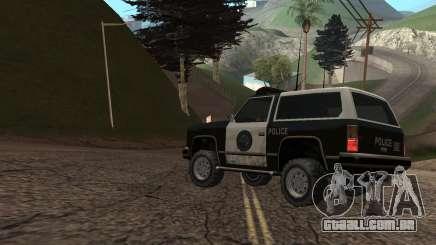 Como ser um policial no GTA San Andreas