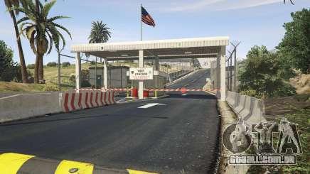 Como chegar à base militar de GTA 5
