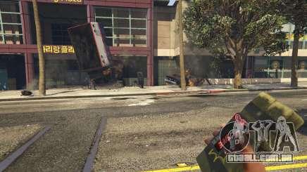 Como explodir uma mina de GTA 5