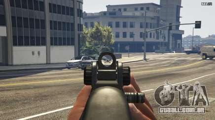 Das cruz em GTA 5